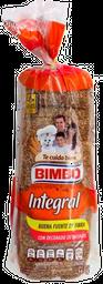 Pan Bimbo Integral 567 g