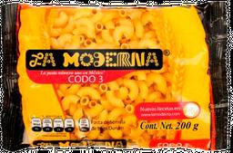 Sopa de Pasta La Moderna Codo 3 200 g