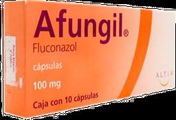 Afungil 10 Cápsulas (100 mg)