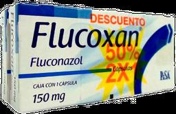 Flucoxan 1 Cápsula 2x1 (150 mg)