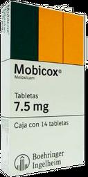 Mobicox 14 Tabletas (7.5 mg)