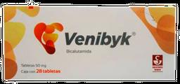 Venibyk 28 Tabletas (50 mg)