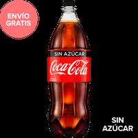 Refresco Sin Azúcar Coca-Cola 2.5 L