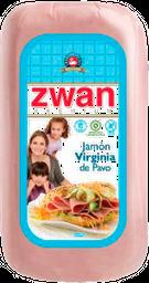 Jamón De Pavo Zwan Virginia A Granel