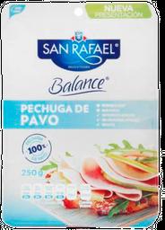 Pechuga de Pavo San Rafael Balance Rebanada Gruesa 250 g