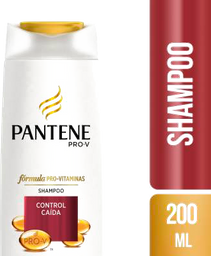 Shampoo Pantene Pro-V Control Caída 200 mL