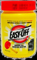 Limpiador Easy Off de Hornos Con Brocha Desengrasante 238 g