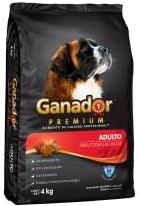 Alimento Para Perro Ganador Premium Adulto 4 Kg