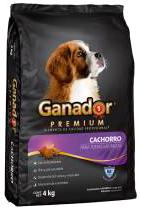 Alimento Para Perro Ganador Premium Cachorro 4 Kg