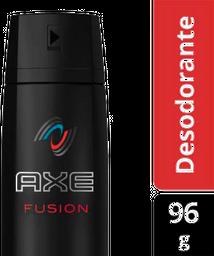 Desodorante Axe Fuión En Aerosol Para Caballero 96 g