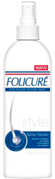 Fijador Capilar Folicuré Firme y Duradero 355 mL