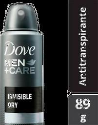Antitranspirante Dove Men+Care Invisible Dry En Aerosol 89 g