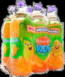 Bebida Bonafont Kids Mango 300 mL x 6