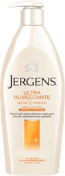 Crema Corporal Jergens Líquida Ultra Humectante 400 mL
