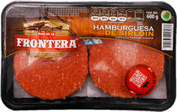 Hamburguesa De Sirloin Real de la Frontera  600 g