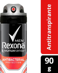 Antitranspirante Rexona Men Antibacterial Protection En Aerosol