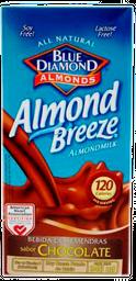 Bebida De Almendras Blue Diamond Almond Breeze Chocolate 946 mL