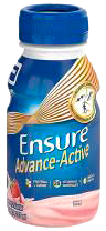 Suplemento Ensure Advance-Active Bebible Fresa 237 mL