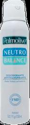 Desodorante Antitranspirante Palmolive Neutro Balance Aerosol