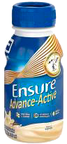Suplemento Alimenticio Ensure Advance Bebible Vainilla 237 mL