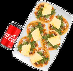 Envío Gratis: 6 Tacos al Pastor + Coca-Cola Sin Azúcar