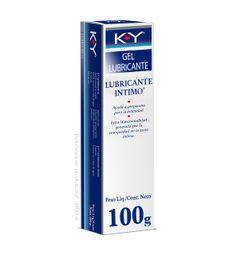 Gel Lubricante K-Y  100G