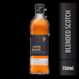 Blended Scotch Whisky John Barr Reserve Botella 750 mL