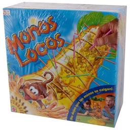 Juego de Mesa Monos Locos 1 U