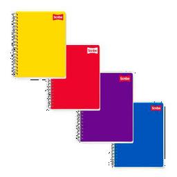 Cuaderno Scribe Pro Clasico C5 100