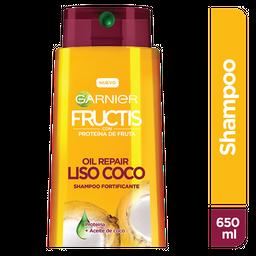 Shampoo Fructis Liso Coco