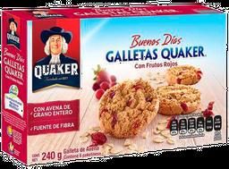 Galletas de Avena Quaker con Frutos Rojos 240 g
