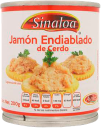 Sinaloa Jamón Endiablado