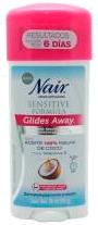 Crema Depiladora Nair Glides Away Sensitive Glides 93 g