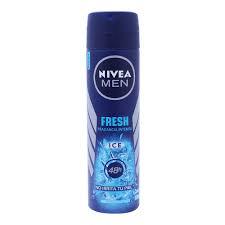 Nivea Men Antitranspirante Fresh Ice Spray