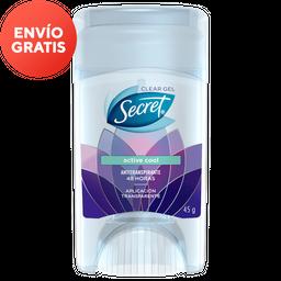 Secret Desodorante Gel Active Cool