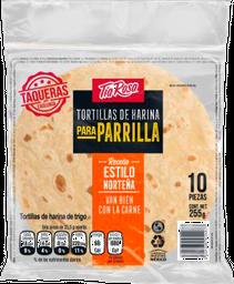 Tortillas de Harina Tía Rosa Para Parrilla Estilo Norteña 10 U