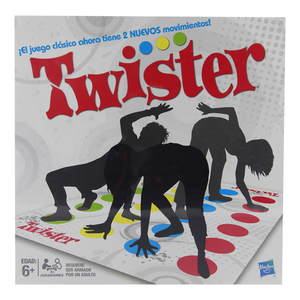 Hasbro Gaming Juego Twister Clasico