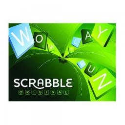 Scrable Juego De Mesa Scrabble Original
