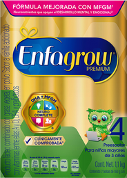 Formula Infantil Enfagrow Premium 4  1.1 Kg