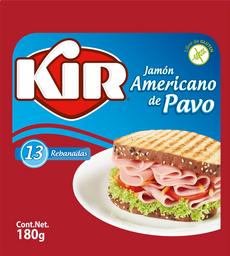 Kir Jamón Americano de Pavo