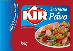 Kir Salchicha de Pavo