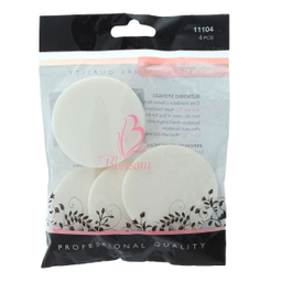 Set Esponjas Blossom Cosmeticas 4 P