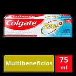 Colgate Crema Dental Total Salud Visible