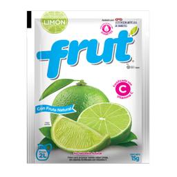 Concentrado En Polvo Frut Limón 15 Gramo
