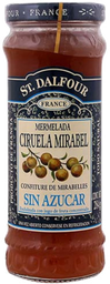 Mermelada St. Dalfour Ciruela Mirabel 284 g