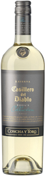 Vino Devils White Blend Casillero del Diablo 750mL