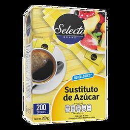 Selecto Sustituto de Azúcar Sucralosa