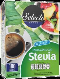 Selecto Endulzante Stevia
