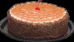 Pastel Malteada de Chocolate