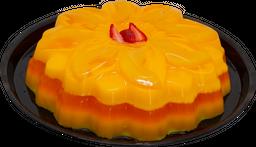Gelatina de Mango-Maracuyá